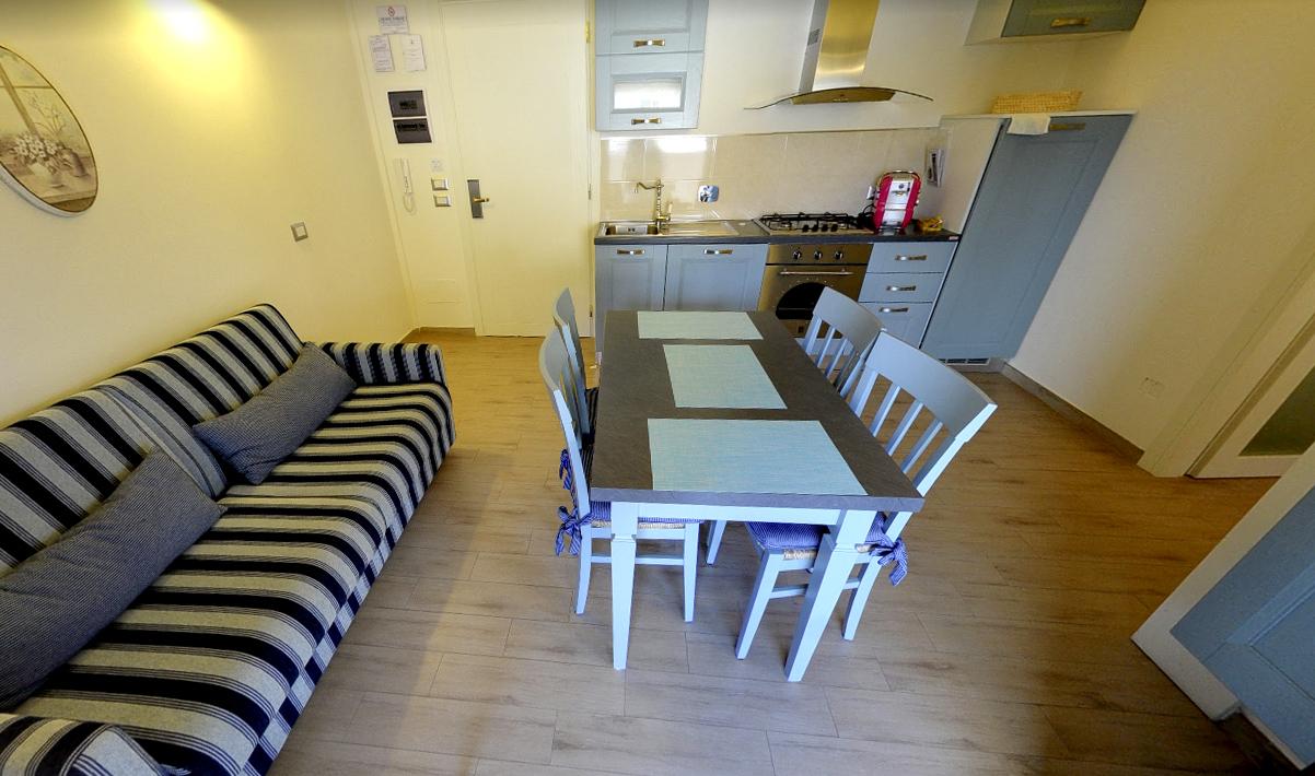 Cucina - Castiglione della Pescaia Appartamenti Vacanze al Mare - Villa Ancora