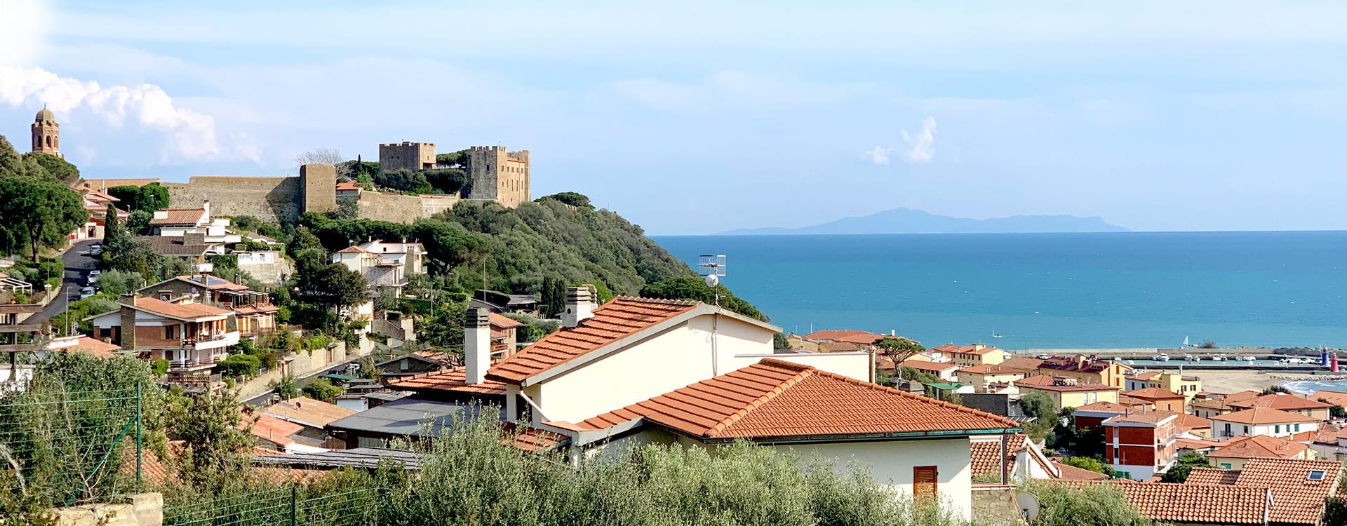 Villa Ancora per vacanze a castiglione della pescaia anche a natale